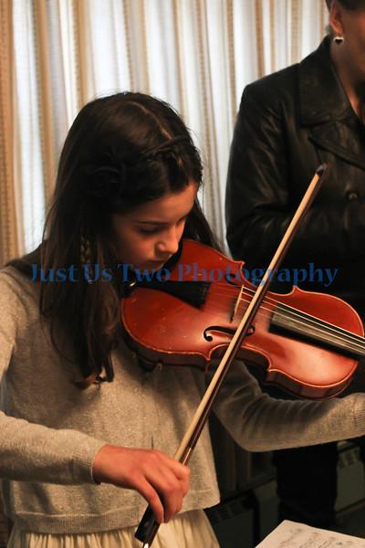 Martin's Violin Recital